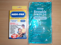 Medi-pak Reusable Cold packs