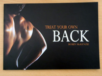 Robin McKenzie's Treat Your Own Back book