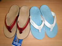 Vasyli Orthotic Thongs